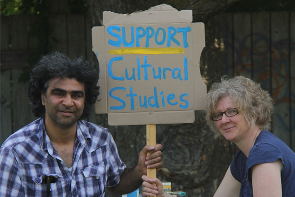 Support Cultural Studies - photo by Mansoor Behnam